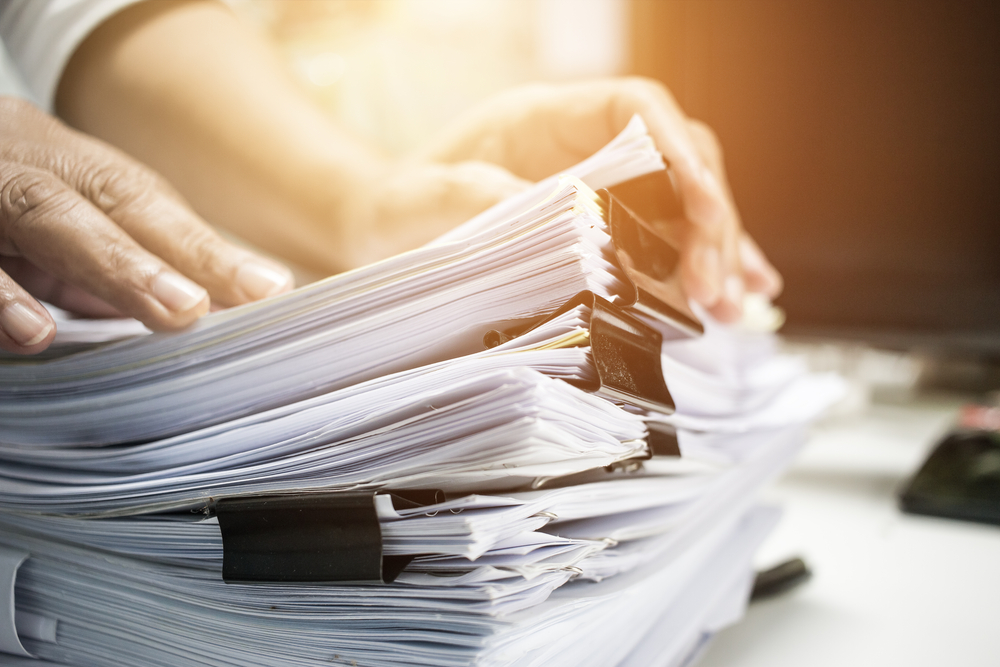 Gestão de documentos e arquivos: 5 dicas para colocar em prática hoje mesmo