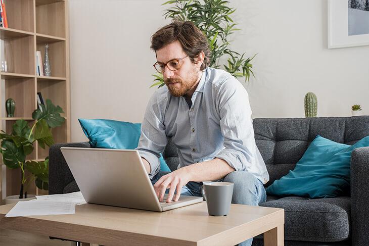 O que é necessário para estruturar uma rotina de trabalho home office?
