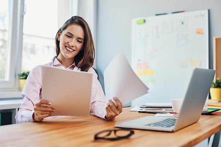 Como melhorar a organização dos documentos na empresa?