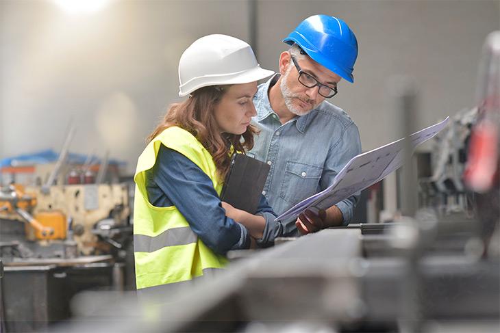 Qual a importância da atenção e do cuidado na gestão de ordem de produção?